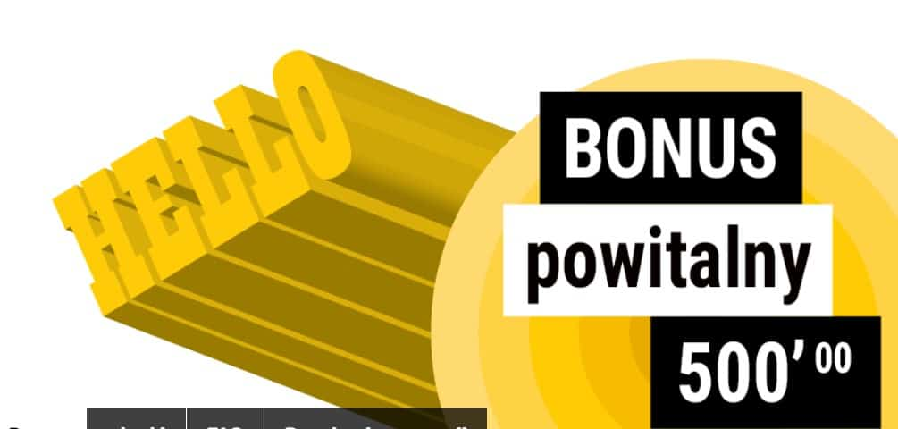 Totolotek bonus powitalny 2021