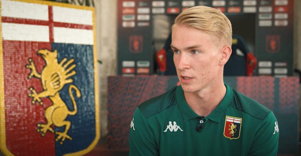 18-letni Polak zadebiutował w Serie A