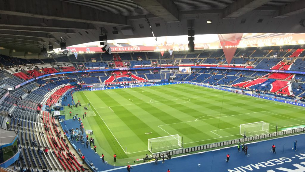 PSG z największym stadionem w Ligue 1?