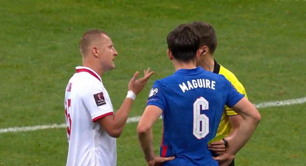 Anglicy bacznie przyjrzą się awanturze piłkarzy