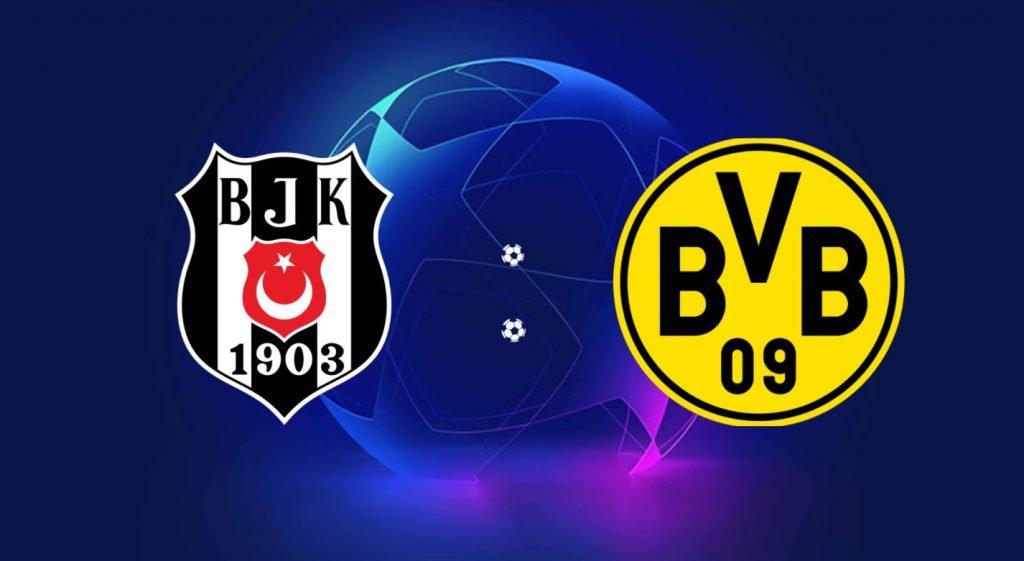 Besiktas - Borussia. Zapowiedź, typy i kursy (15.09.21)
