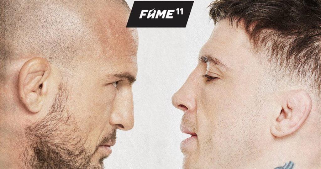 FAME MMA 11 typy + kursy. Faworyci nie zawiodą?