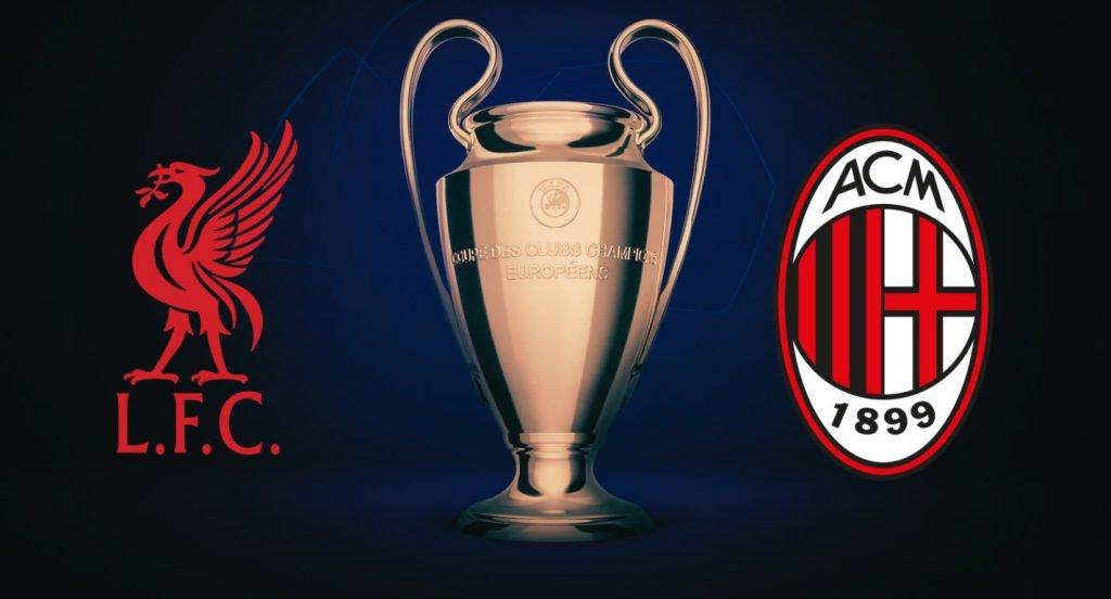 Liverpool vs Milan (Liga Mistrzów) - typy i kursy