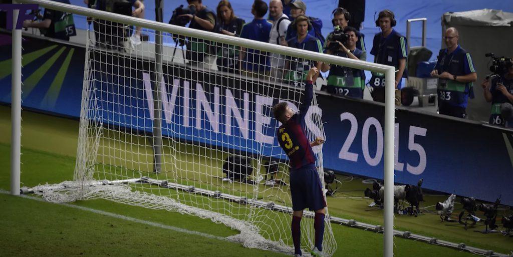 Pique krytykuje kibiców Barcelony