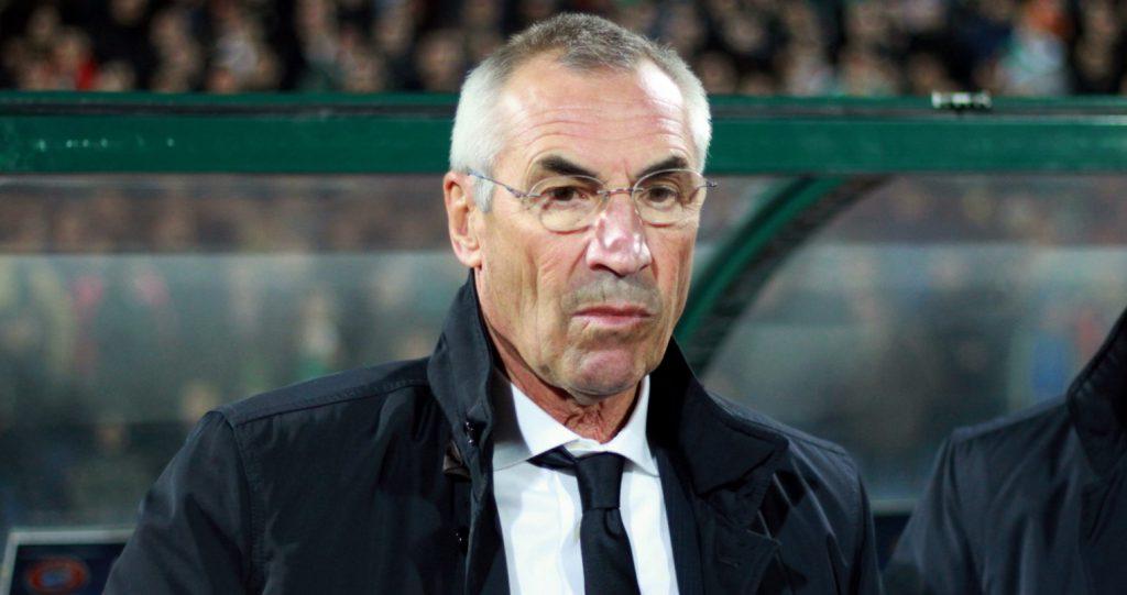 """Trener Albanii i Sousa to dobrzy znajomi. """"Nie boimy się"""""""